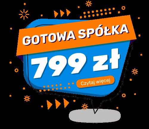 Cennik gotowych spółek w wirtualnym biurze Kraków